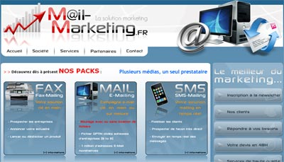 Chargement Mail-Marketing